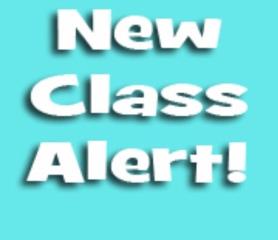 new class alert